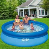 Надувной бассейн Intex 28120 Easy Set Pool (305х76), бассейн 28120