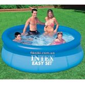 Надувной бассейн Intex 28110 Easy Set Pool (244х76), бассейн 28110